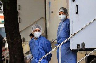 Coronavirus en Argentina: se confirmaron 142 fallecidos y 11.396 contagios -  -