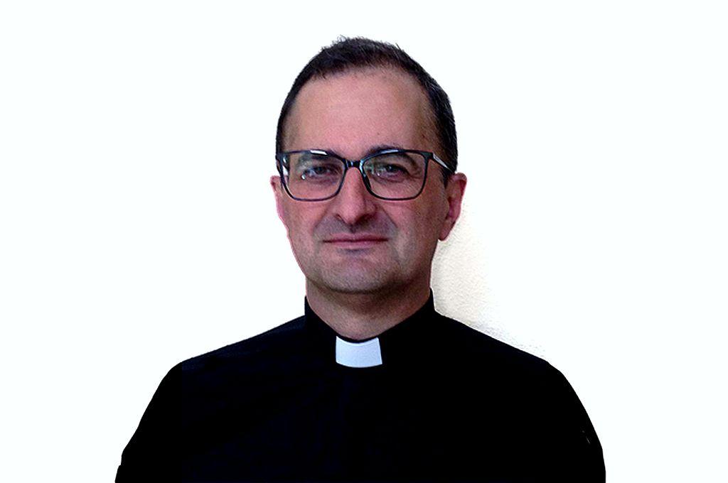 Antonio España, SJ. es el provincial de los jesuitas en la Península Ibérica. Crédito: Captura digital