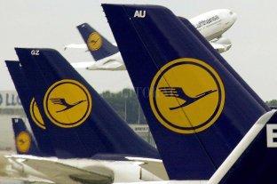 La aerolínea alemana Lufthansa pidió autorización al gobierno argentino para hacer dos vuelos a Malvinas