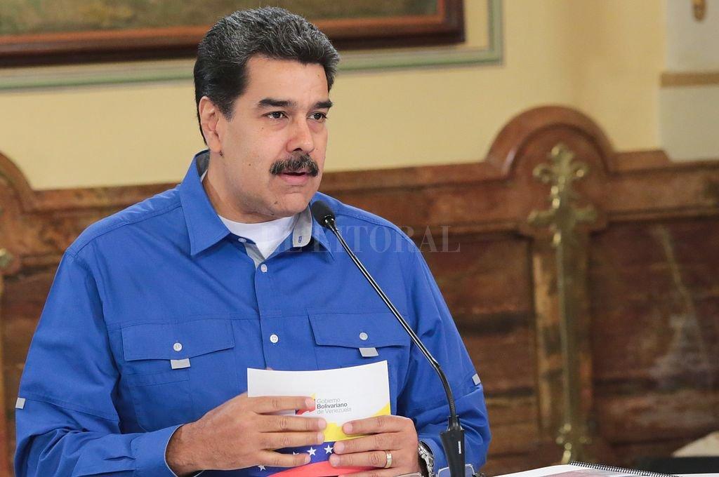 El presidente venezolano, Nicolás Maduro, ha criticado en el pasado que Twitter no haya suspendido la cuenta del líder opositor y autoproclamado