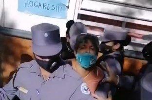 Formosa: detuvieron a dos concejalas durante una protesta frente a un centro de aislamiento