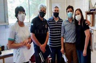 El hospital de Alejandra sumó dos médicos