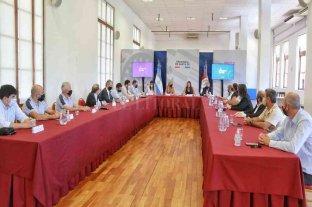 Puerto General San Martín: coordinan acciones para la instalación de nuevas oficinas de control migratorio