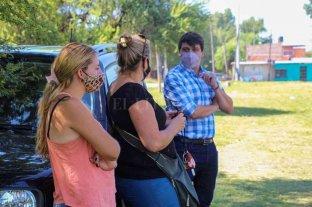 El Plan Incluir avanza en el barrio Nuevo Alberdi de Rosario