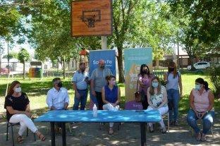 Autoridades provinciales presentaron el programa Verano Activo en Esperanza