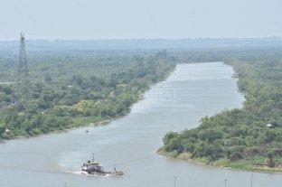 El río Paraná crece de forma sostenida y en febrero llegaría a los dos metros - El repunte del caudal en Santa Fe tranquiliza a quienes deben navegar el río en barcos de gran calado.