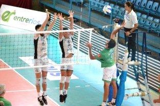 Vóleibol: Obras de San Juan debutó en la Liga con una victoria sobre Once Unidos