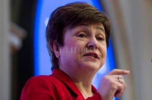 """Georgieva calificó de """"muy buena"""" la comunicación con Fernández"""