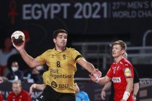 Fixture y los resultados del Mundial de Handball en Egipto