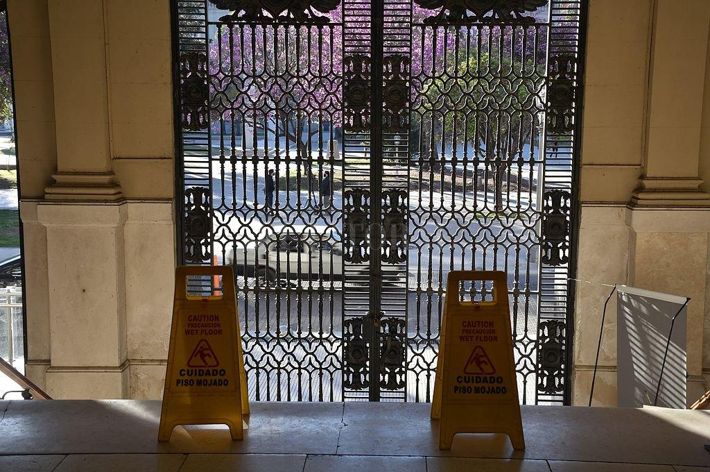 La audiencia cautelar tendrá tratamiento el domingo próximo en el subsuelo de tribunales. Crédito: Archivo El Litoral / Flavio Raina