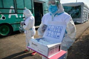 Operativo sanitario gratuito en Villa Gesell para detectar casos de coronavirus