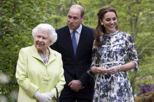 Isabel II cedió su residencia de invierno a los duques de Cambridge