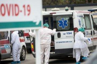Francia sumó más de 23 mil casos y superó la barrera de los 3 millones