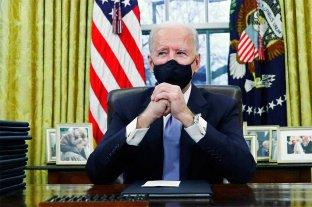 Biden mantiene sus primeras conversaciones con líderes de Canadá y México