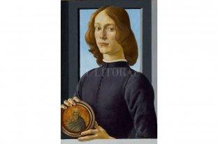 Subastarán una pintura de Botticelli valuada en 80 millones de dólares