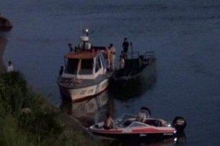 Buscan a un joven que cayó al río Paraná tras sufrir un ataque de epilepsia