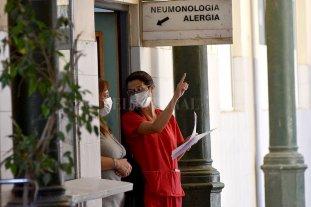 Covid: 694 casos en la provincia y 85 en la ciudad de Santa Fe