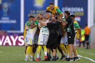 Defensa y Justicia se consagró campeón de la Copa Sudamericana
