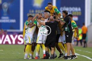 Defensa y Justicia se consagró campeón de la Copa Sudamericana -  -