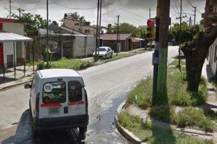 Una joven policía mato a balazos a un anciano de 83 años en medio de una pelea entre vecinos - La zona donde se produjo el hecho.