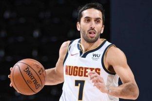 Campazzo: un triple y dos asistencias brillantes para la victoria de los Nuggets en Phoenix