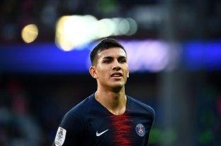"""Paredes asegura que se queda en el PSG y que """"espera"""" por Messi"""