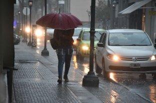 Santa Fe está bajo alerta por tormentas fuertes con lluvias intensas y ráfagas -