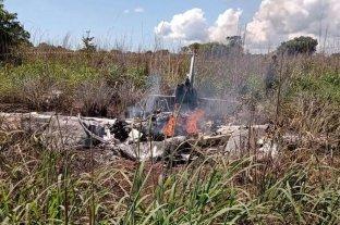 Murieron el presidente y cuatro jugadores de un club del ascenso brasileño en un accidente aéreo