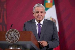 El presidente de México, Andrés Manuel López Obrador, dio positivo de coronavirus