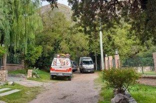 Una mujer murió por la súbita crecida de un arroyo en San Luis