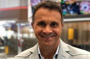 Sergio Lapegüe dio positivo de coronavirus y permanece internado