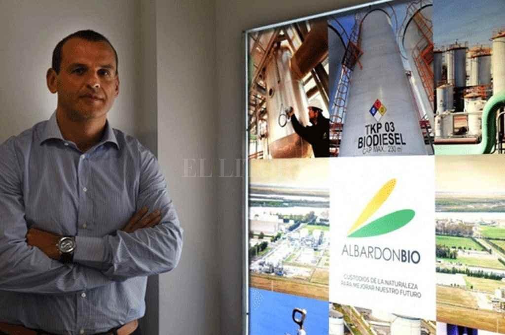 Juan Facciano, presidente de la Cámara Santafesina de Energías Renovables dijo estar