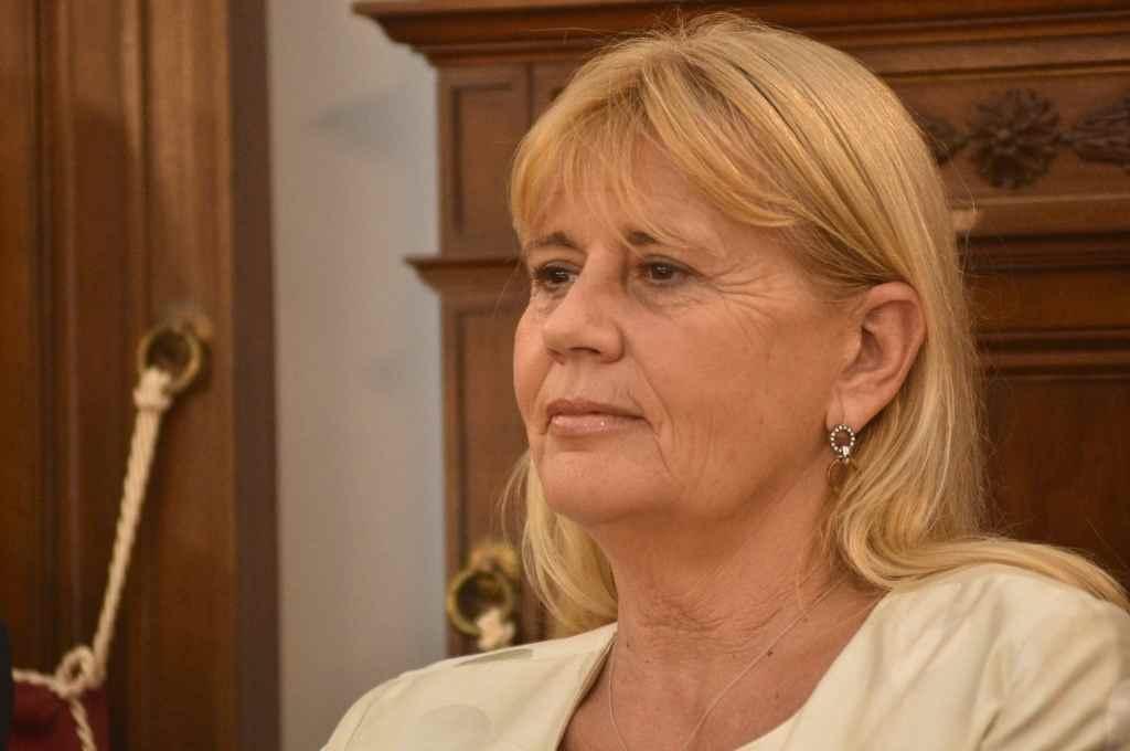 La ministra de Justicia, Marcela Losardo.    Crédito: Gentileza