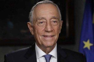 Rebelo de Sousa fue reelecto en Portugal