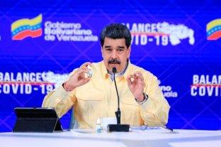 """Polémica: Maduro presentó unas """"goticas milagrosas"""" contra el coronavirus"""