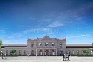 Cómo es el proyecto para refaccionar la vieja estación Mitre