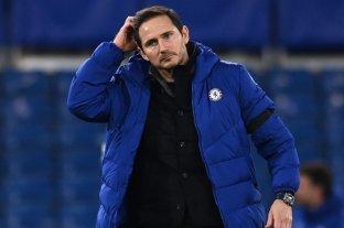 Chelsea despidió a su DT Frank Lampard
