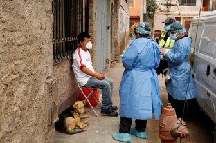 Perú se acerca a los 40 mil decesos por Covid-19