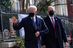 Joe Biden almorzó en un restaurante de una cordobesa