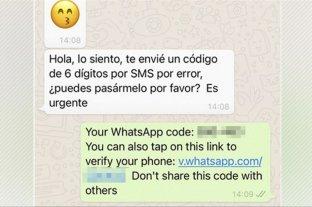 Ola de ataques en WhatsApp: utilizan a un contacto cercano para el robo de cuentas