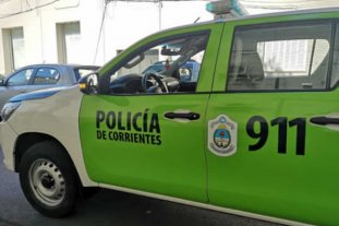 Corrientes: murió un hombre tras ser apuñalado por un familiar