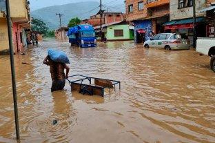 Al menos ocho muertos tras las intensas lluvias en Bolivia