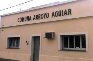 Robaron una caja fuerte de  la comuna de Arroyo Aguiar