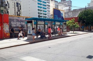 Rosario: debut sin inconvenientes del sistema de colectivos