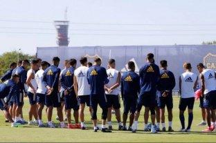 Boca vuelve a entrenar el miércoles y la llegada de Rojo es el tema central