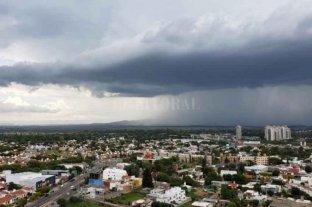 Córdoba bajo alerta de tormenta
