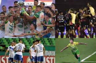 El equipo ideal de la Copa Sudamericana 2020