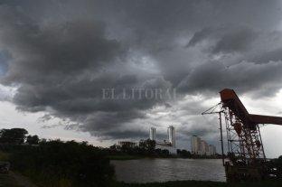 Alerta de tormentas para la ciudad de Santa Fe y la región