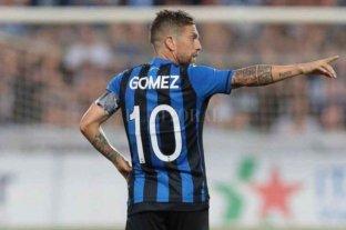 """""""Papu"""" Gómez a horas de irse de Atalanta"""