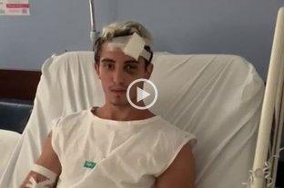 """""""Casi me sucede lo mismo que a Fernando"""", dijo el joven atacado a botellazos en un boliche en Mar del Plata"""